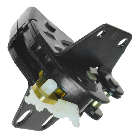 00-07 Silverado, Sierra Classic Extended Cab 3rd Rear Door Lower Latch Assy (GM)