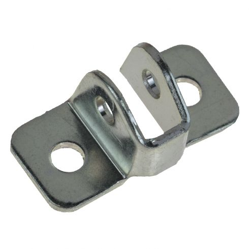 84-01 Jeep Cherokee; 86-92 Comanche Front or Rear Door (Door Mounted) Check Bracket LH = RH (Mopar)