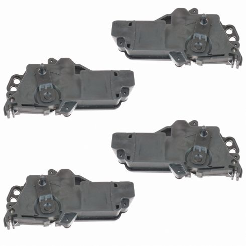 2000-06 Ford Excursion Taurus Door Lock Actuator 4pc Set