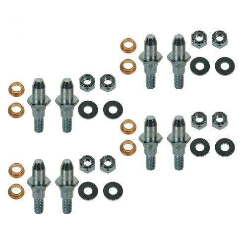 99-07 GM Full Size PU & SUV Front Door Hinge Repair Kit (Set of 4)