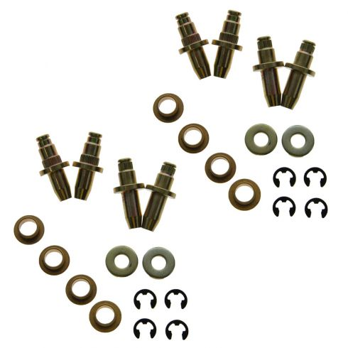 99-07 GM C/K Truck Door Hinge Pin Kit (Set of 4)