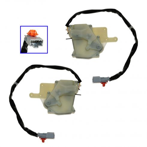 96-00 Honda Civic Coupe Door Lock Actuator PAIR