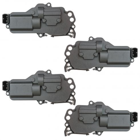 97-06 Ford Various Models Pwr Door Lock Actuator (Set of 4) (Dorman)