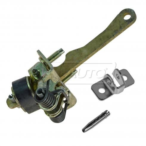84-01 Jeep Cherokee; 86-92 Comanche Front Door Check, Bracket, & Pin Kit LH = RH (Mopar)