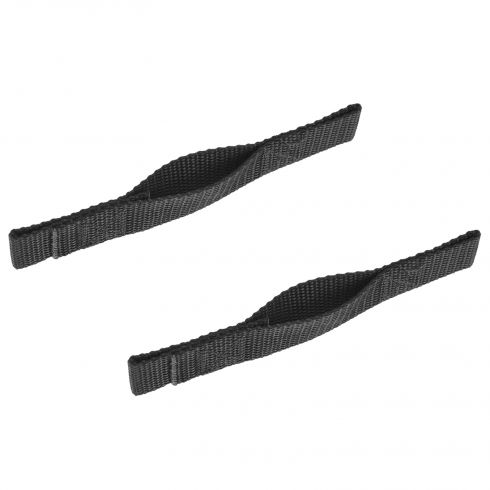 97-06 Jeep Wrangler Door Check Strap Replacement Pair (Mopar)