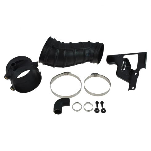 94-(to 9/24/97) 97 Ford F250, F350, FSD w/7.3L Turbo Diesel Air Cleaner Intake Inlet Hose Kit (Ford)