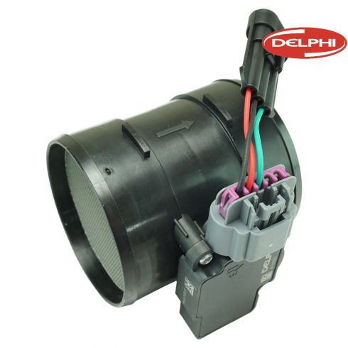 98-99 SLX; 98-02 Passport; 97-04 Isuzu; 94-06 GM Multifit Air Flow Meter Sensor (w/o Hsg) (Delphi)