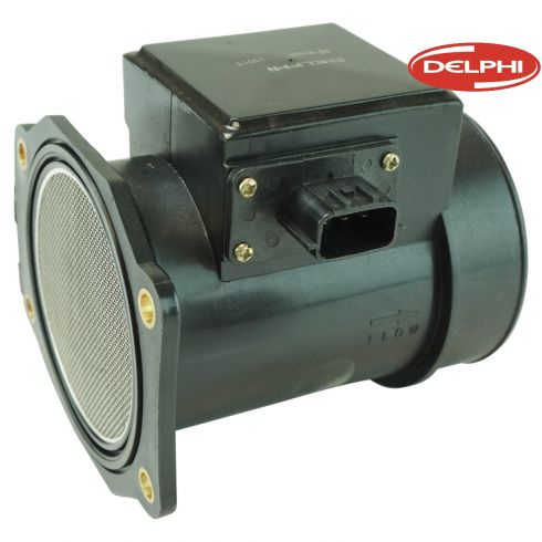96-01 I30; 96-97 J30; 97-01 Q45; 95-99 Maxima Air Flow Meter w/Housing (Delphi)