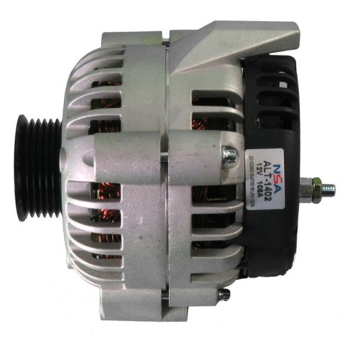1996-00 GM 105 Amp Alternator