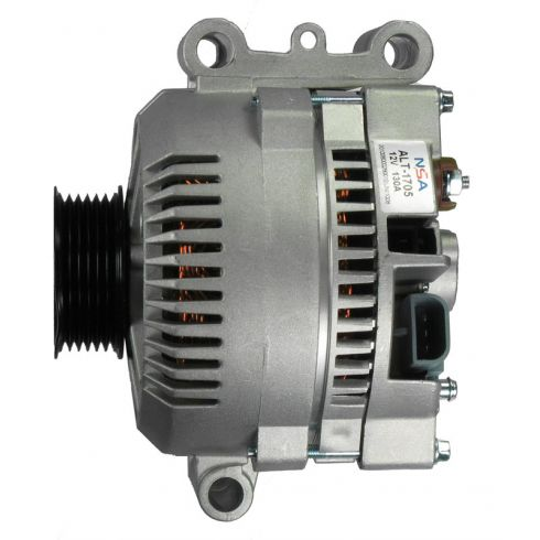 1993-96 Ford E-Series Van Alternator 5.0L 130 Amp