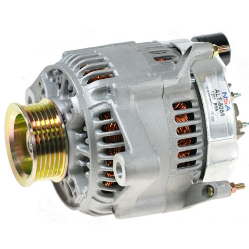 1997-98 Dodge Dakota Alternator 2.5L  90 Amp