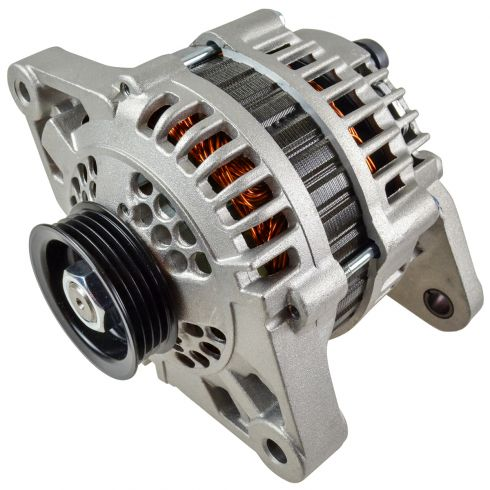 1991-93 Nissan NX1600 Alternator 1.6L   With GA16DE Engine 70 Amp