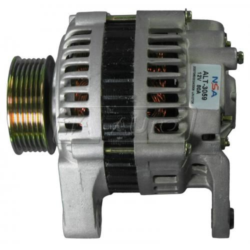 1991-94 Sentra Infiniti G20 Alternator 80 Amp
