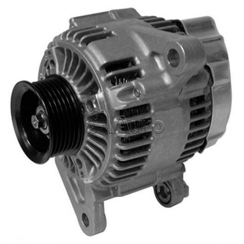 2000 Jeep Wrangler Alternator 117 Amp