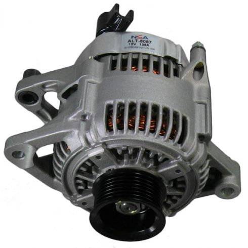 1995-98 Dodge Jeep Alternator 136 Amp