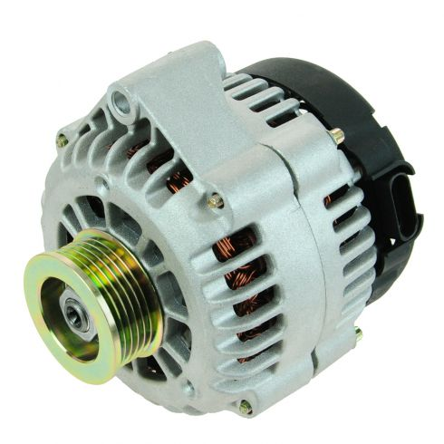 02-05 GM Full Size PU, SUV, Van 105Amp Alternator (w/ID 15755616)