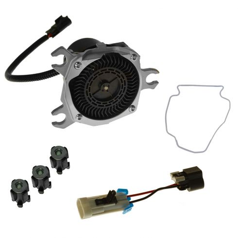 00-04, 06 GM Cars & Truck Electric Engine A.I.R. Pump Motor