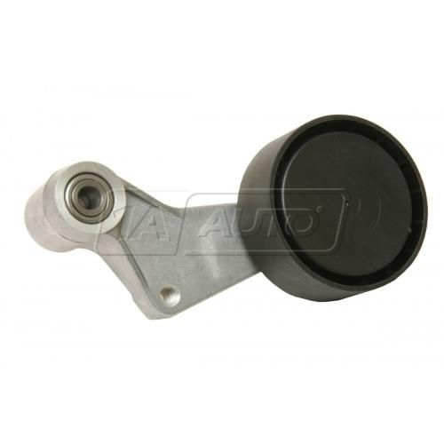 Accessory Drive Belt Tensioner with Pulley