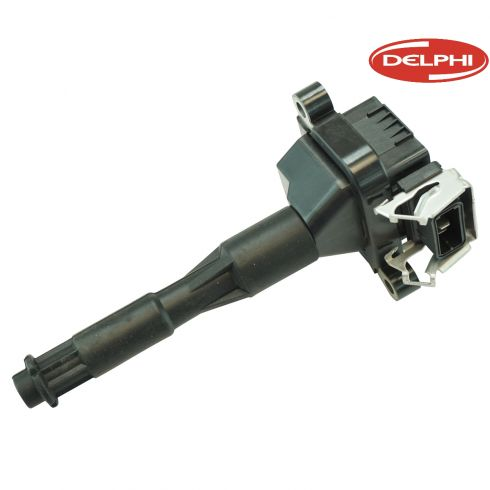 95-03 BMW 3, 5, 7, 8, X, Z Series Plug Mounted Ignition Coil (Delphi)