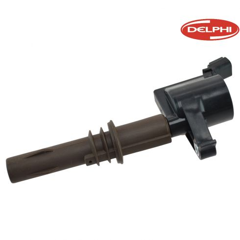 08-13 Expdtn, Nav; 08-10 Explr, F150, Mstng; 08 LT (w/4.6L, 5.4L & Brown Boot) Ignition Coil (DE)