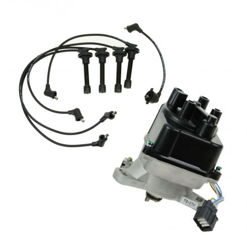 Distributor and Wire Set
