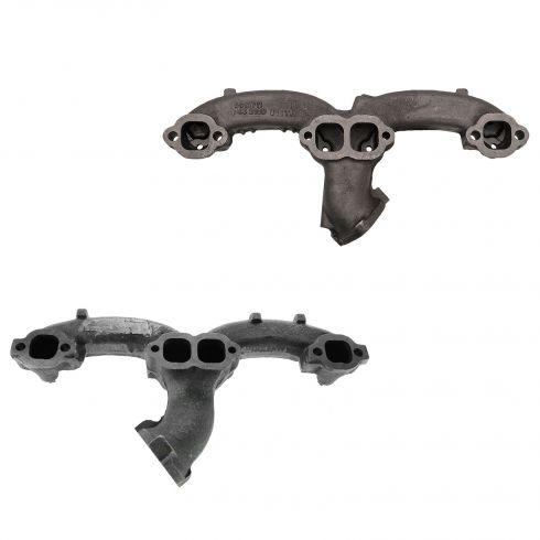 70-72 GM Blazer 5.7L Exh Manifold Pair
