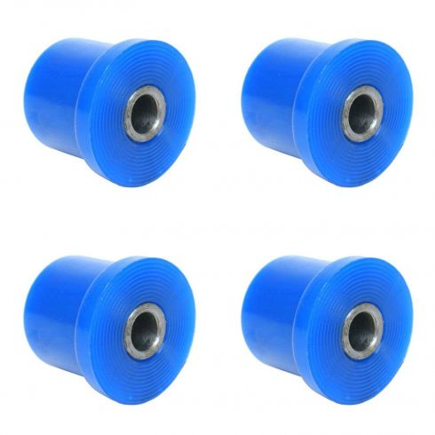 Alternator & Air Condition & Power Steering & Air Pump Bracket Bushing Poly Urethane SET
