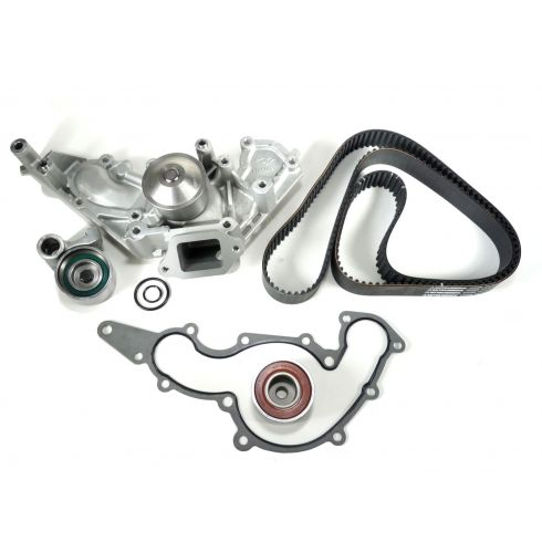 1998-07 Toyota Lexus 4.0L 4.3L 4.7L Multifit Timing Belt Set & Water Pump
