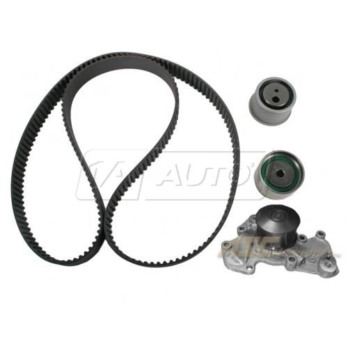 1999-07 Hyundai Kia 2.5L 2.7L Multifit Timing Belt Set & Water Pump