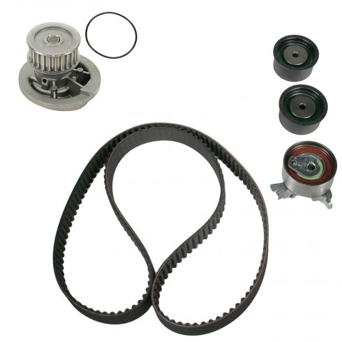 98-02 Daewoo Nubira 2.0L DOHC Water Pump & Timing Belt Kit