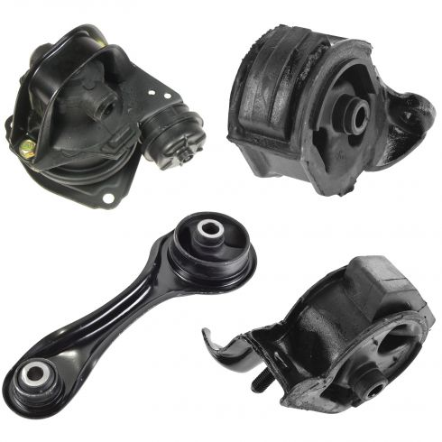 90-93 Honda Accord 2.2L Engine & Automatic Transmission Mount (SET of 4)
