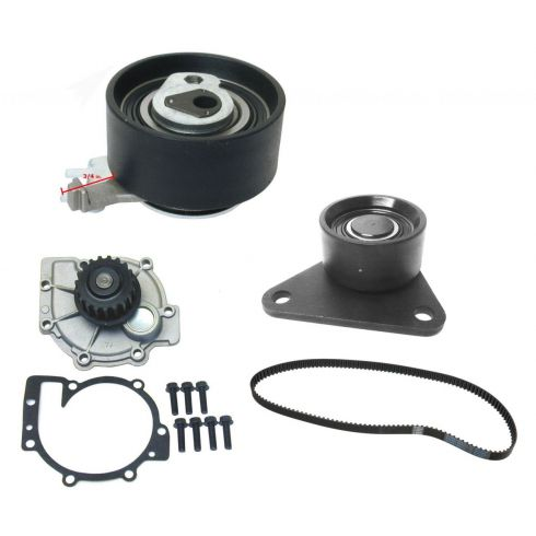 98-04 Volvo C, S, V, XC Series Timing Belt Kit w/ Water Pump