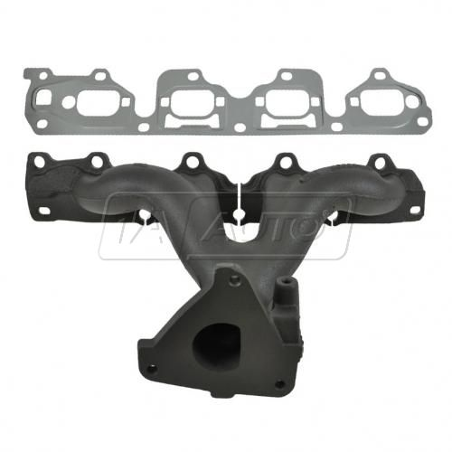 Exhaust Manifold with Gasket
