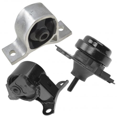 Engine & Transmission Mount Set