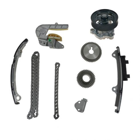 Timing Chain Set with Water Pump