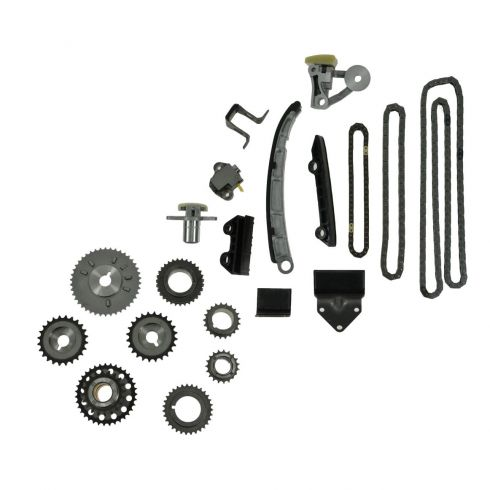 Timing Chain Set with Sprockets