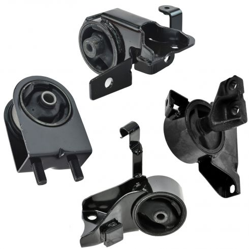 99-03 Mazda Protege 1.8 2.0 w/AT Engine & Transmission Mount Set of 4