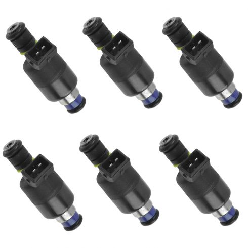 Fuel Injector Set of 6