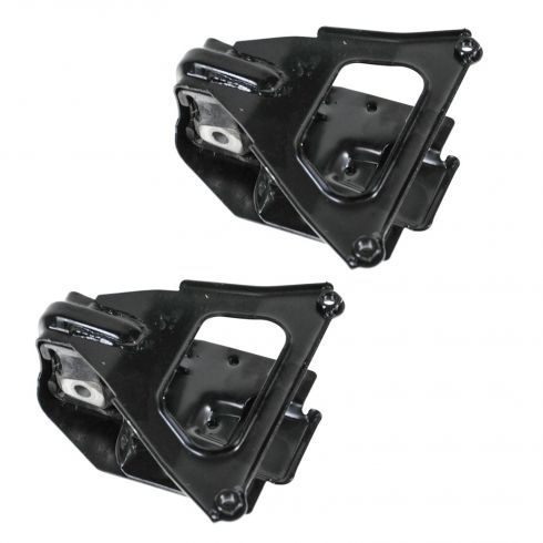 96-09 Buick; 98-05 Chevy; 98-99 Olds; 04-08 Pontiac FWD Multifit Motor Mnt Torque Strut Bracket PAIR