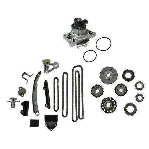 06-08 Suzuki Grand Vitara 2.7L Timing Chain Set with Sprockets & Water Pump