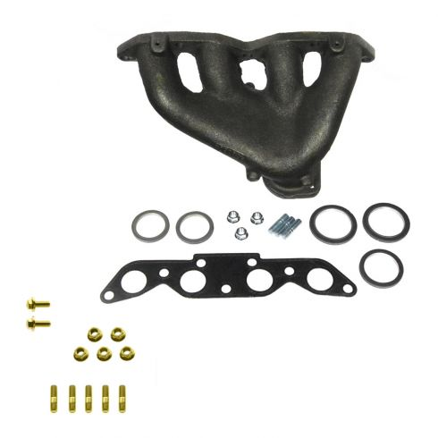 90-93 Toyota Celica Fed Emissions Exhaust Manifold with Hardware
