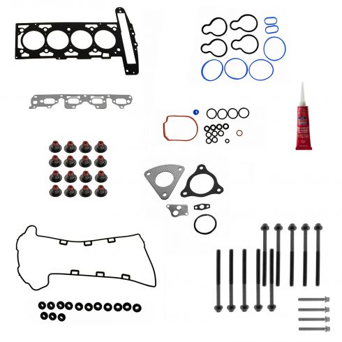 02-07 Chevy, Olds, Pontiac, Saturn Multifit Head Gasket & Bolt Kit