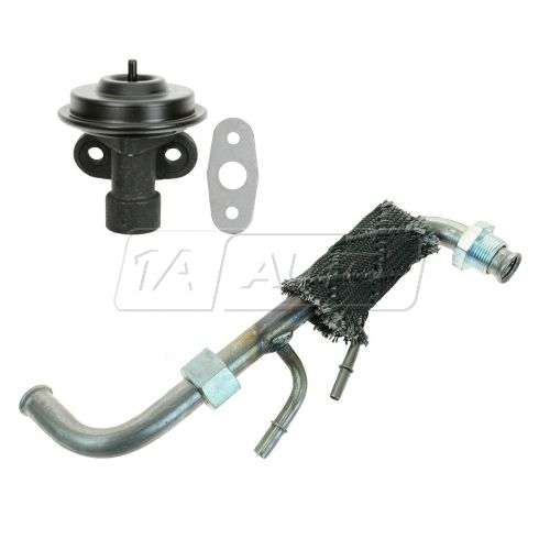 00 Ford Taurus, Mercury Sable Stainless Steel EGR w/ Tube (EGR Valve to Exhaust Manifold)