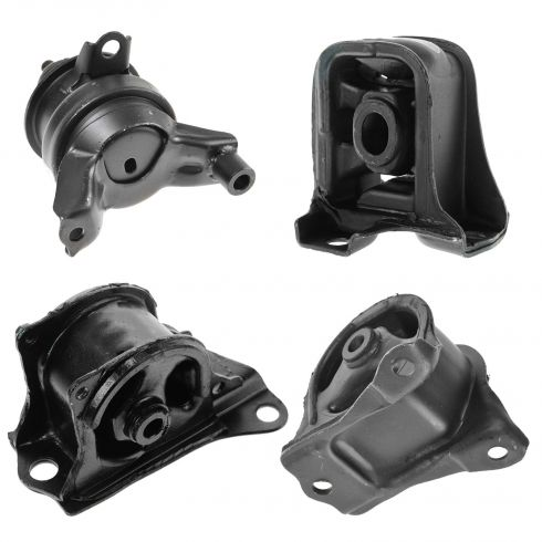 97-01 Honda Prelude 2.2L AT Engine & Transmission Mount SET of 4