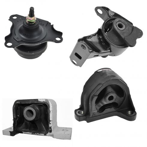 2002-06 Acura RSX Engine & Automatic Transmission Mount KIT