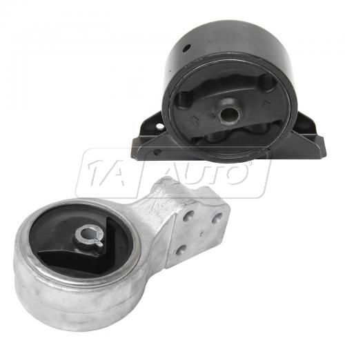 01-03 Volvo S40, V40; 04 S40, V40 w/1.9L Rear Engine Mount PAIR