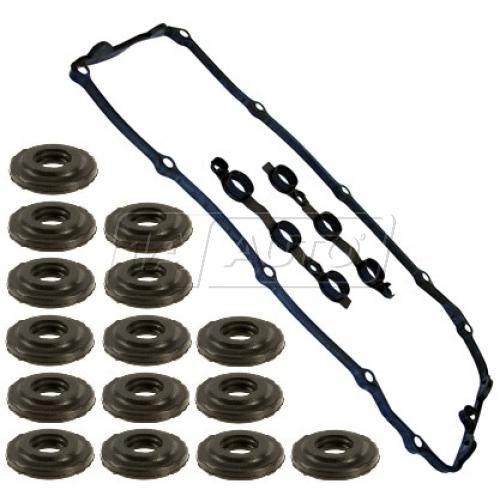 03-06 BMW 3 Srs; 03-05 5 Srs; 03-06 X Srs w/2.5L, 3.0L Valve Cover Gasket, Tube Seals, & Wsher Seals