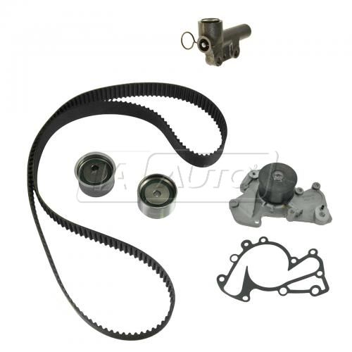 99-08 Hyundai, Kia Multifit Timing Belt Set, Belt Tensioner Adjuster, & Water Pump Kit