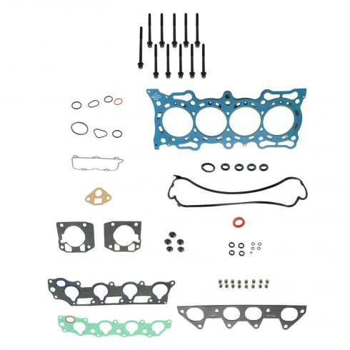 98-99 Acura CL; 98-02 Accord; 98 Odyssey; 98-99 Oasis 2.3L Steel Head Gasket & Bolt Set