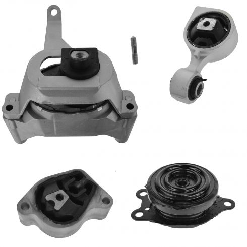 07-12 Nissan Altima; 07-11 Altima Hybrid 2.5L Engine & Transmission Mount Kit